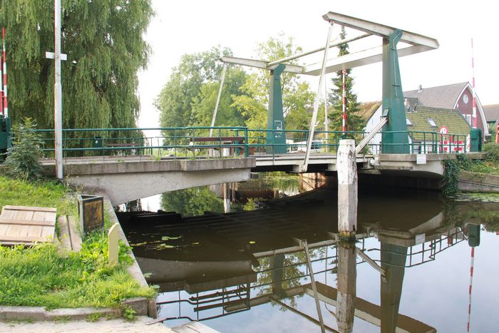 Een brug in Taxi ottoland
